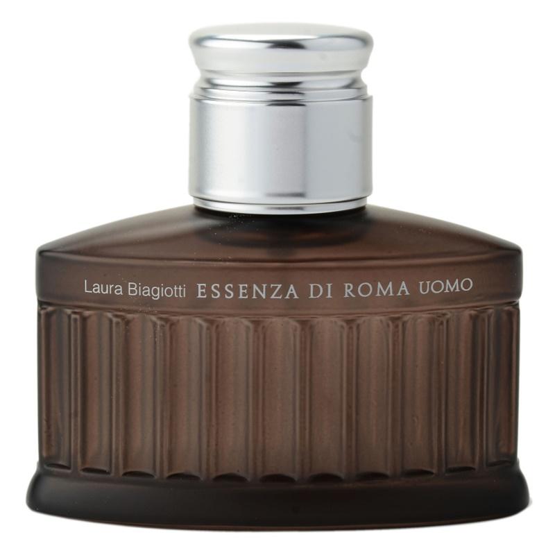 Laura Biagiotti Essenza di Roma Uomo Eau de Toilette für Herren 125 ml