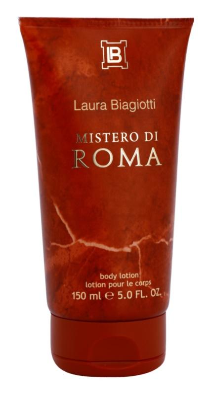 Laura Biagiotti Mistero di Roma Donna тоалетно мляко за тяло за жени 150 мл.