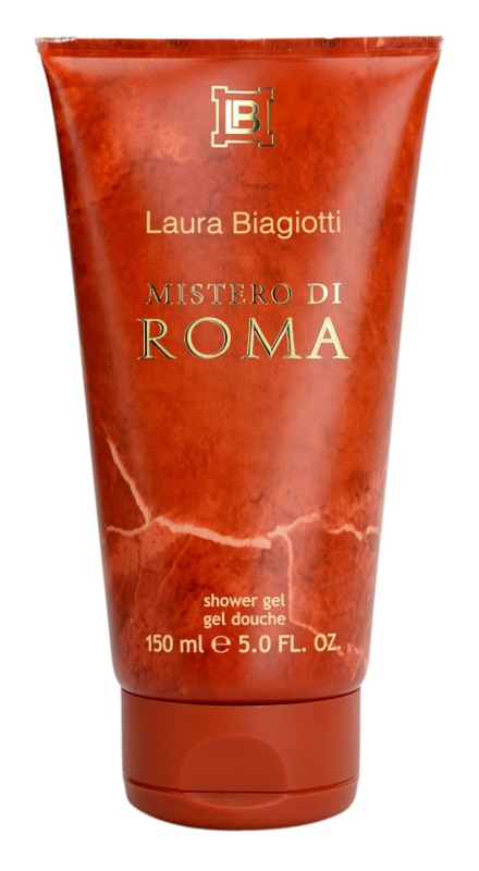 Laura Biagiotti Mistero di Roma Donna gel za prhanje za ženske 150 ml