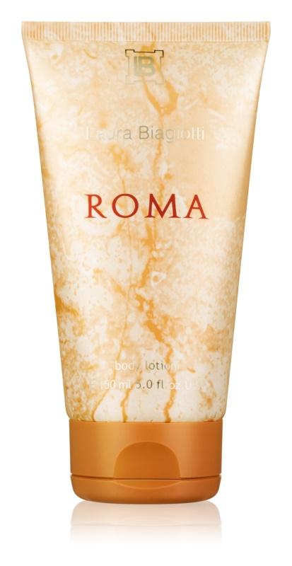 Laura Biagiotti Roma mleczko do ciała dla kobiet 150 ml