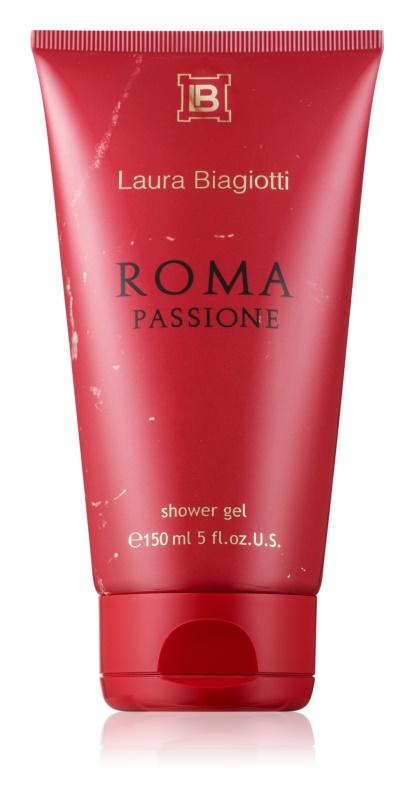 Laura Biagiotti Roma Passione gel za prhanje za ženske 150 ml