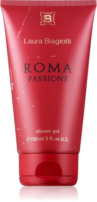 Laura Biagiotti Roma Passione żel pod prysznic dla kobiet 150 ml