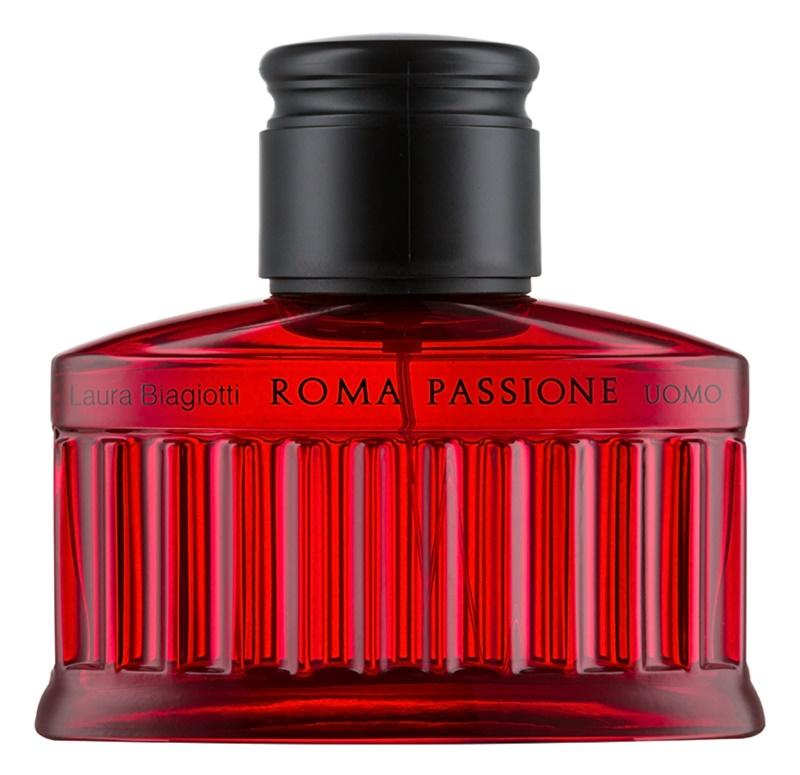 Laura Biagiotti Roma Passione Uomo Eau de Toilette für Herren 125 ml