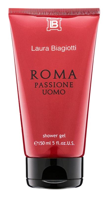 Laura Biagiotti Roma Passione Uomo Duschgel für Herren 150 ml