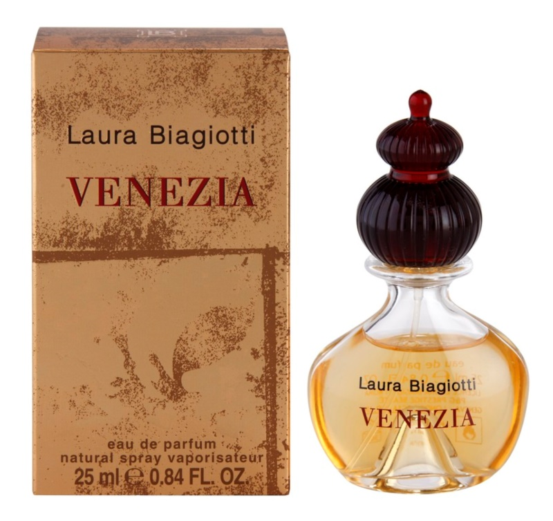 Laura Biagiotti Venezia eau de parfum nőknek 25 ml