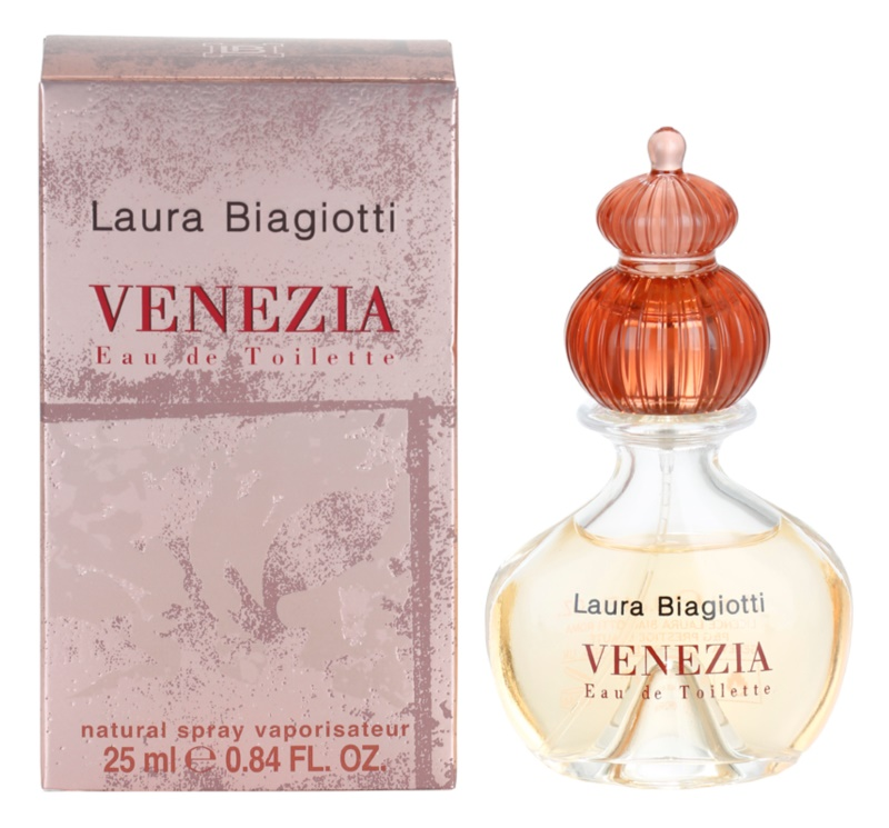Laura Biagiotti Venezia woda toaletowa dla kobiet 25 ml