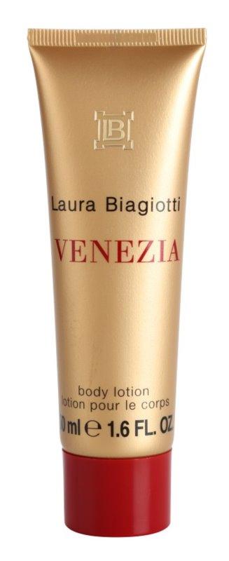 Laura Biagiotti Venezia leche corporal para mujer 50 ml