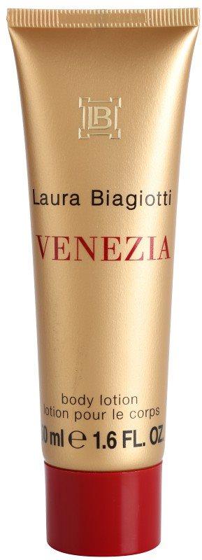 Laura Biagiotti Venezia tělové mléko pro ženy 50 ml