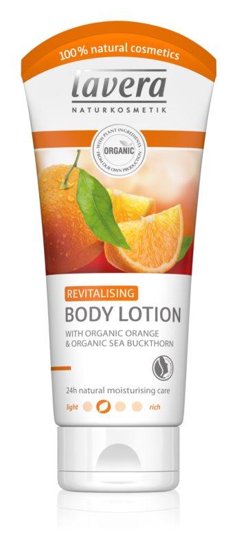 Lavera Body Spa Orange Feeling telové mlieko