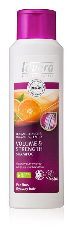 Lavera Volume & Strength šampon za maksimalni volumen las