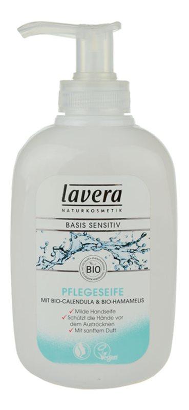 Lavera Basis Sensitiv Liquid Soap