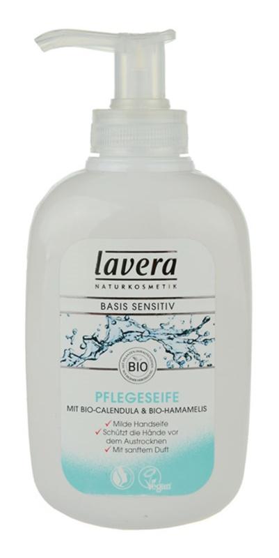 Lavera Basis Sensitiv sabonete líquido