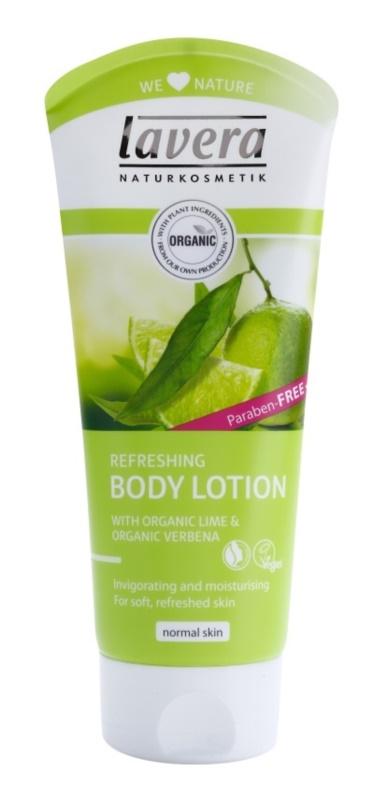 Lavera Body Spa Lime Sensation Body Lotion