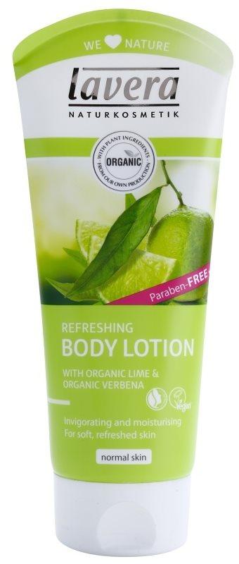 Lavera Body Spa Lime Sensation lotiune de corp