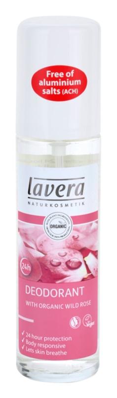 Lavera Body Spa Rose Garden desodorizante em spray