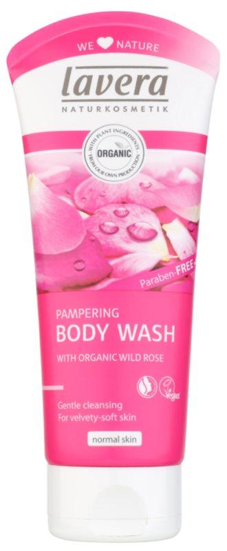 Lavera Body Spa Rose Garden gel de dus