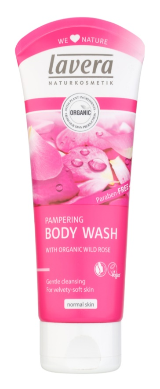 Lavera Body Spa Rose Garden sprchový gel