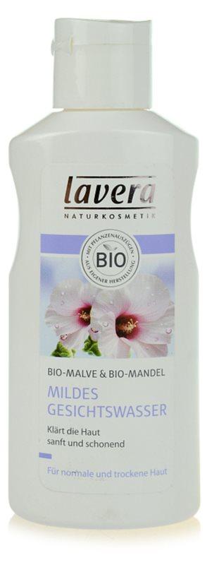 Lavera Faces Cleansing Gesichtswasser für normale und trockene Haut