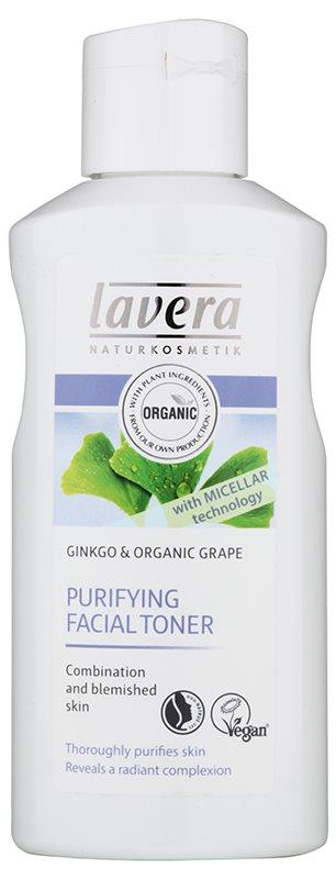 Lavera Faces Cleansing čisticí tonikum pro mastnou a smíšenou pleť