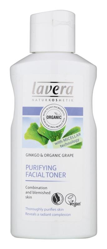 Lavera Faces Cleansing čisticí tonikum pro smíšenou a mastnou pleť