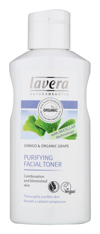Lavera Faces Cleansing Cleansing Tonic for Combiantion and Oily Skin