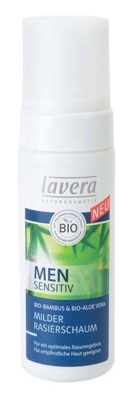 Lavera Men Sensitiv pianka do golenia