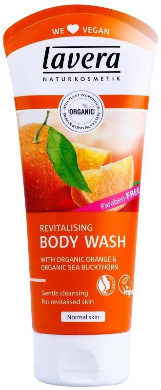 Lavera Body Wash Revitalising гель для душу