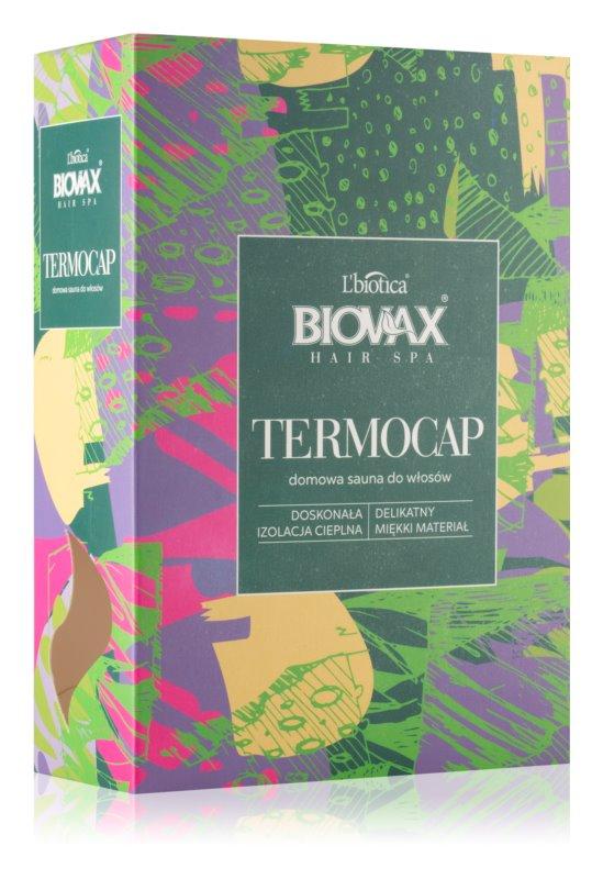 L'biotica Hair Spa turban za lase