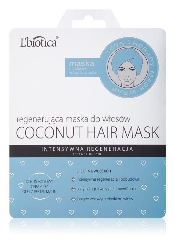 L'biotica Hair Mask Regenerating Hair Mask