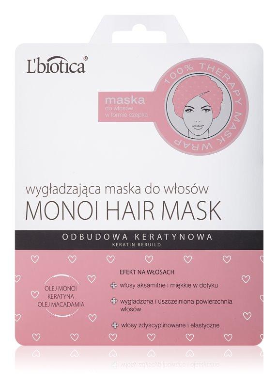 L'biotica Hair Mask hidratáló kisimító maszk