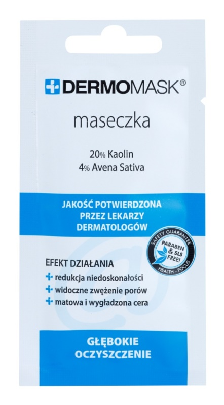 L'biotica DermoMask Cleansing Mask For Skin With Imperfections