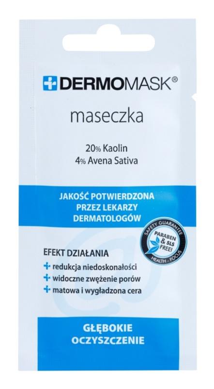 L'biotica DermoMask tisztító maszk a bőrhibákra