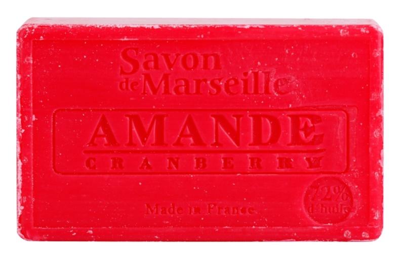 Le Chatelard 1802 Almond Cranberry luxuriöse französische Naturseife