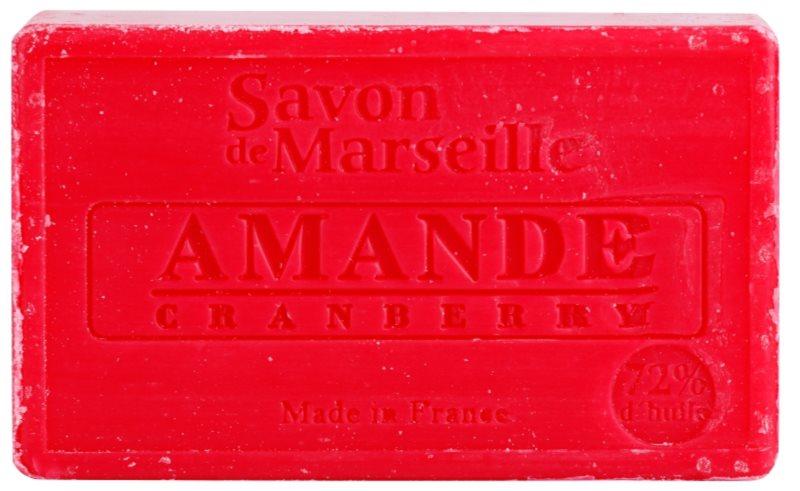 Le Chatelard 1802 Almond Cranberry Săpun natural de lux francez