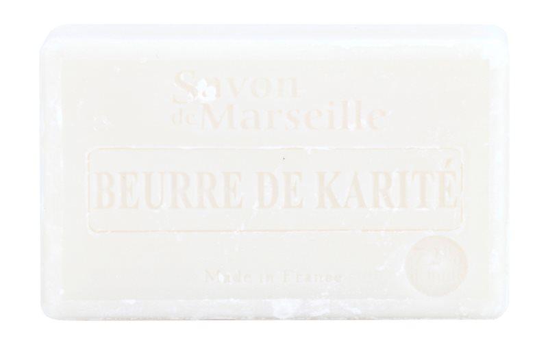 Le Chatelard 1802 Shea Butter luxusní francouzské přírodní mýdlo