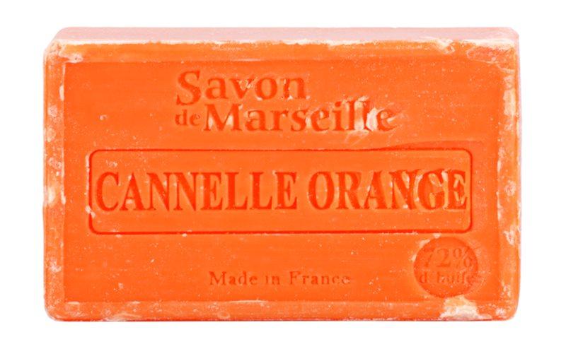 Le Chatelard 1802 Orange Cinnamon luxusné francúzske prírodné mydlo