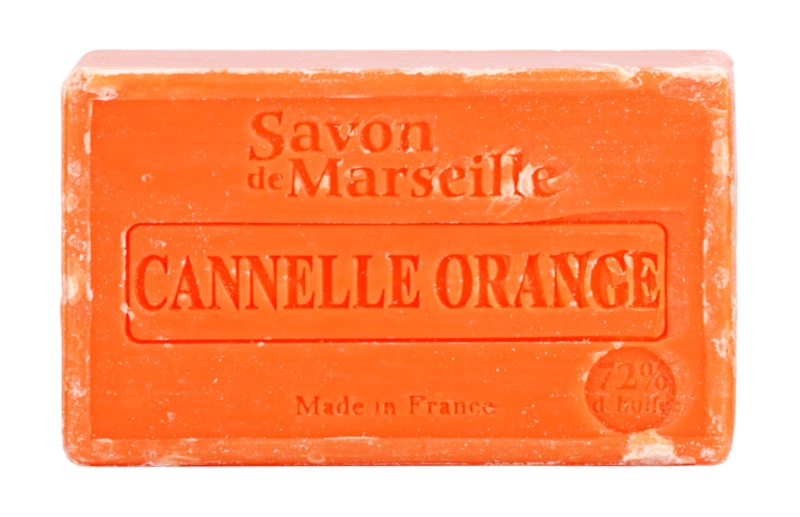 Le Chatelard 1802 Orange Cinnamon sabão natural de luxo francês