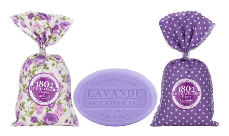 Le Chatelard 1802 Lavender from Provence Kosmetik-Set  III.