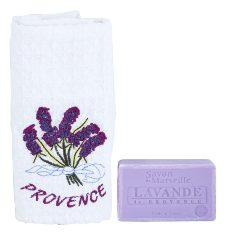 Le Chatelard 1802 Lavender from Provence Kosmetik-Set  X.