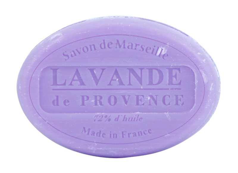 Le Chatelard 1802 Lavender from Provence Round Natural French Soap