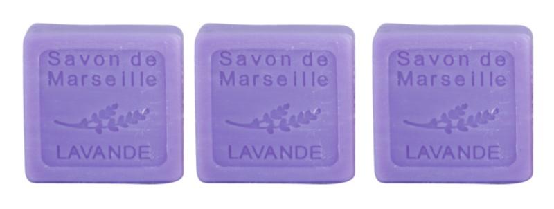 Le Chatelard 1802 Lavender luxus francia természetes szappan