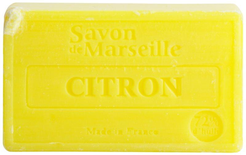 Le Chatelard 1802 Lemon luxusní francouzské přírodní mýdlo