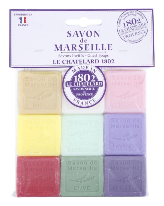 Le Chatelard 1802 Natural Soap kosmetická sada II.