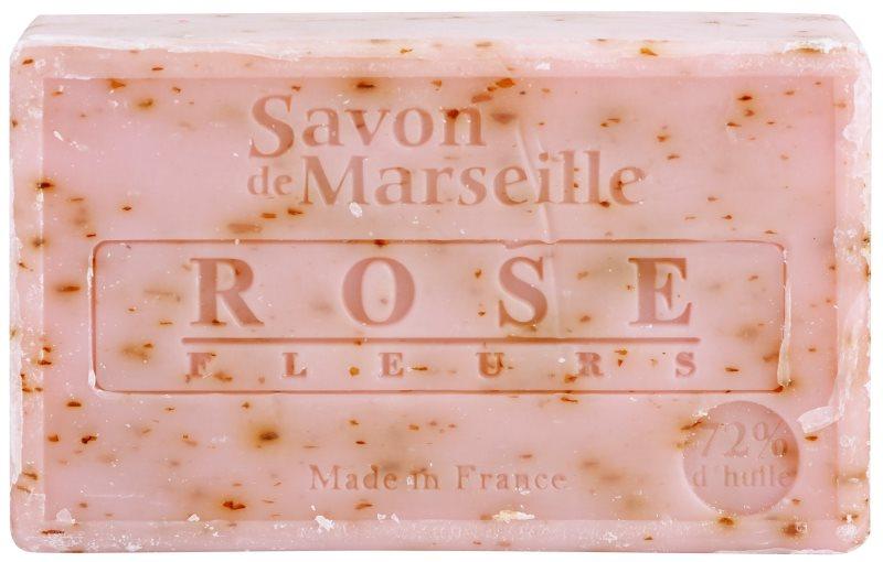 Le Chatelard 1802 Rose Petals luxuriöse französische Naturseife
