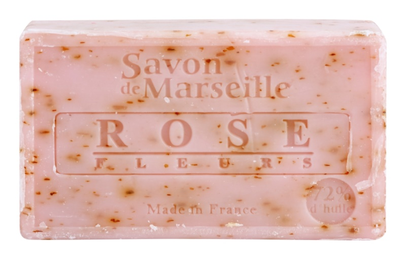 Le Chatelard 1802 Rose Petals luxusné francúzske prírodné mydlo