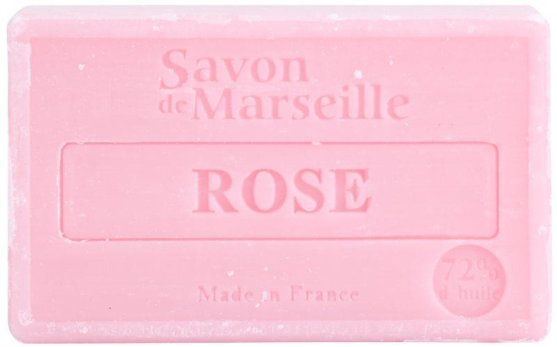 Le Chatelard 1802 Rose lujoso jabón natural francés