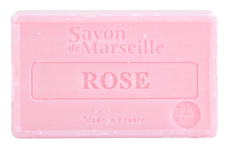 Le Chatelard 1802 Rose Luxurious Natural French Soap