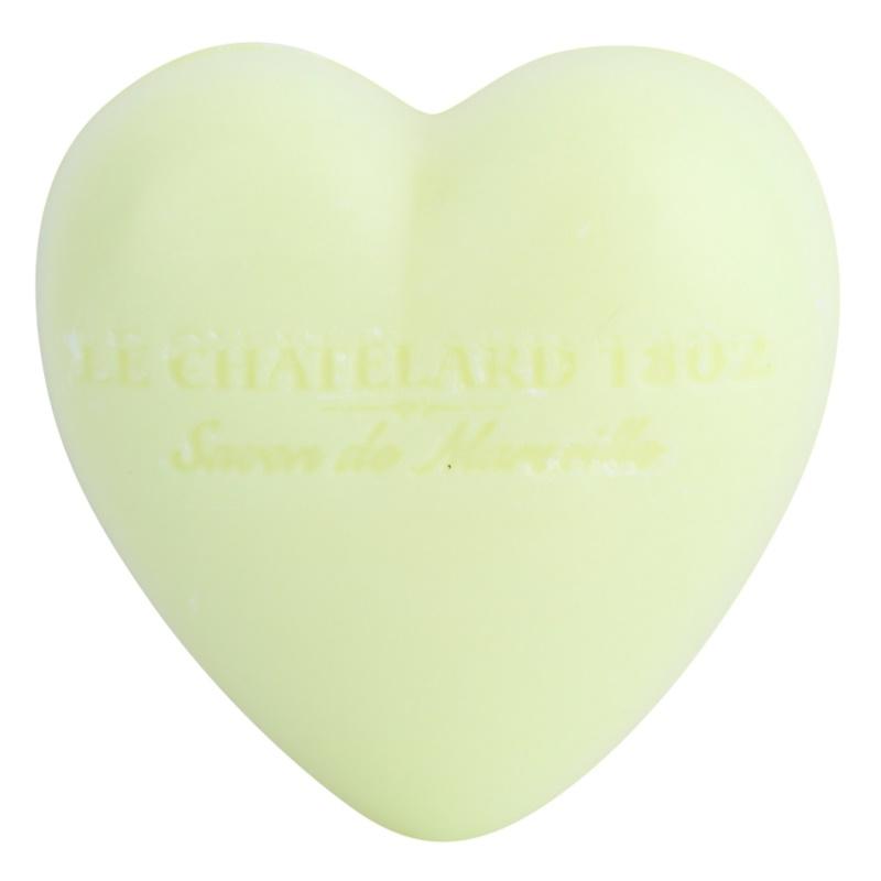 Le Chatelard 1802 Verbena & Lemon Soap In Heart Shape