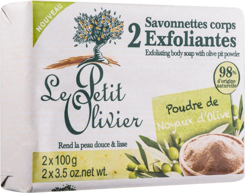 Le Petit Olivier Olive baton exfoliant