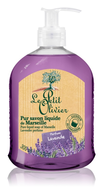 Le Petit Olivier Lavender tekuté mýdlo